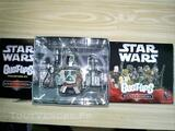 "VENDS MINI BUSTES STARWARS GENTLE GIANT ""BOUNTY HUNTER"""