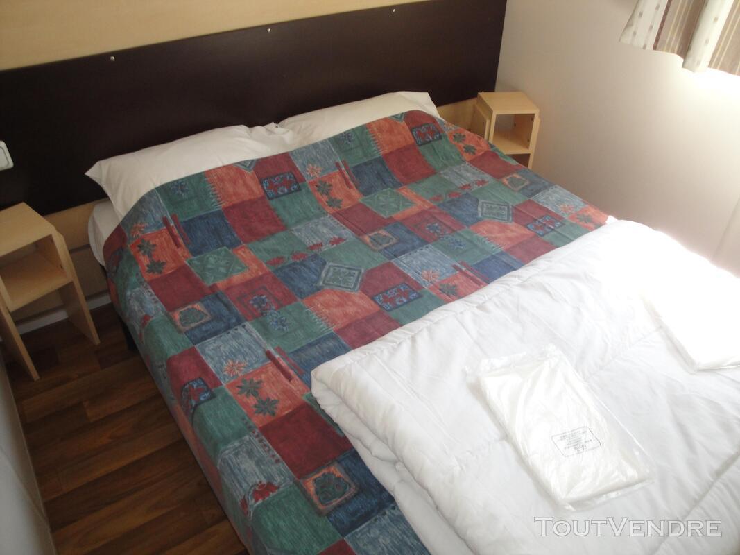 Vends mobihome dans camping à VIAS plage 34450 712648995