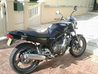 Vends moto