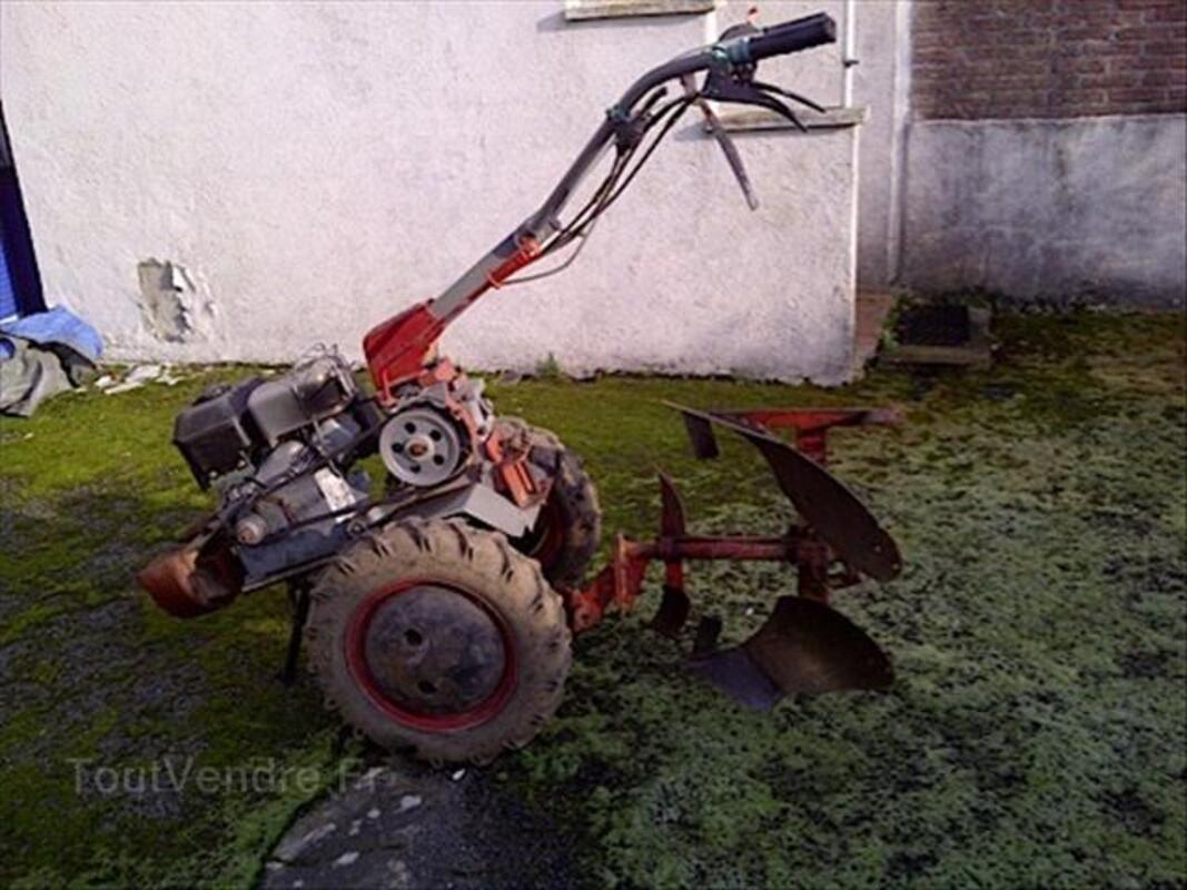 Vends motoculteur complet 56288881