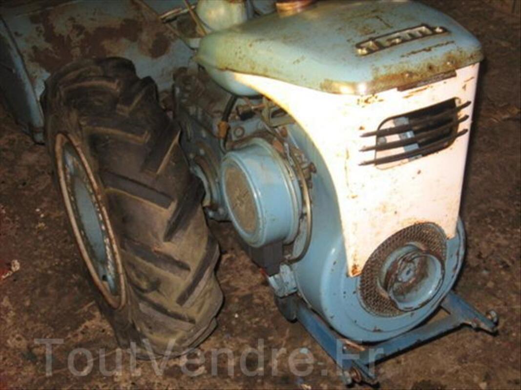 Vends motoculteur STAUB  PPX S 6 56339770