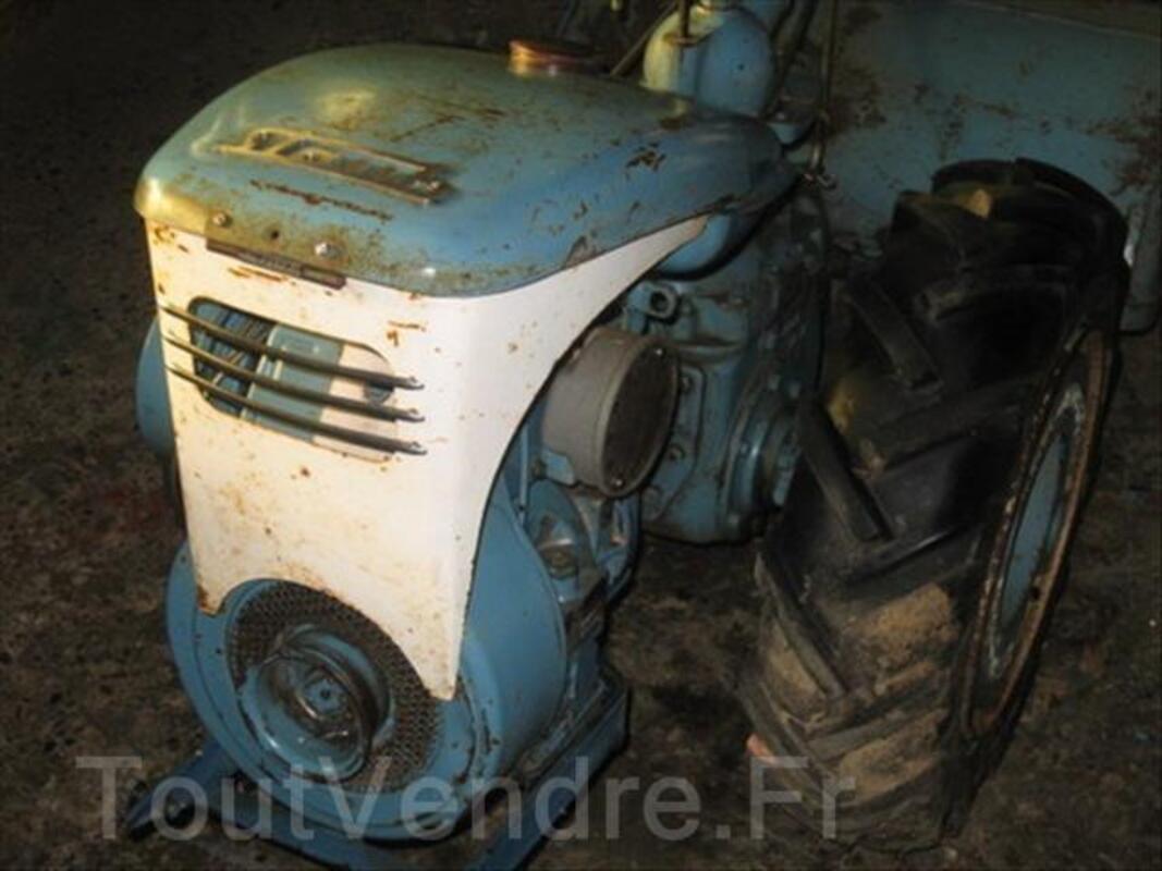 Vends motoculteur STAUB  PPX S 6 56339771