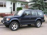 Vends Pajero V6 3.5 l chassis long