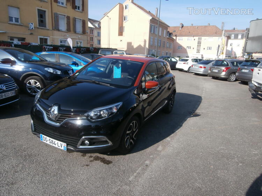 Vends Renault Captur 1.5 dci 90 198851248