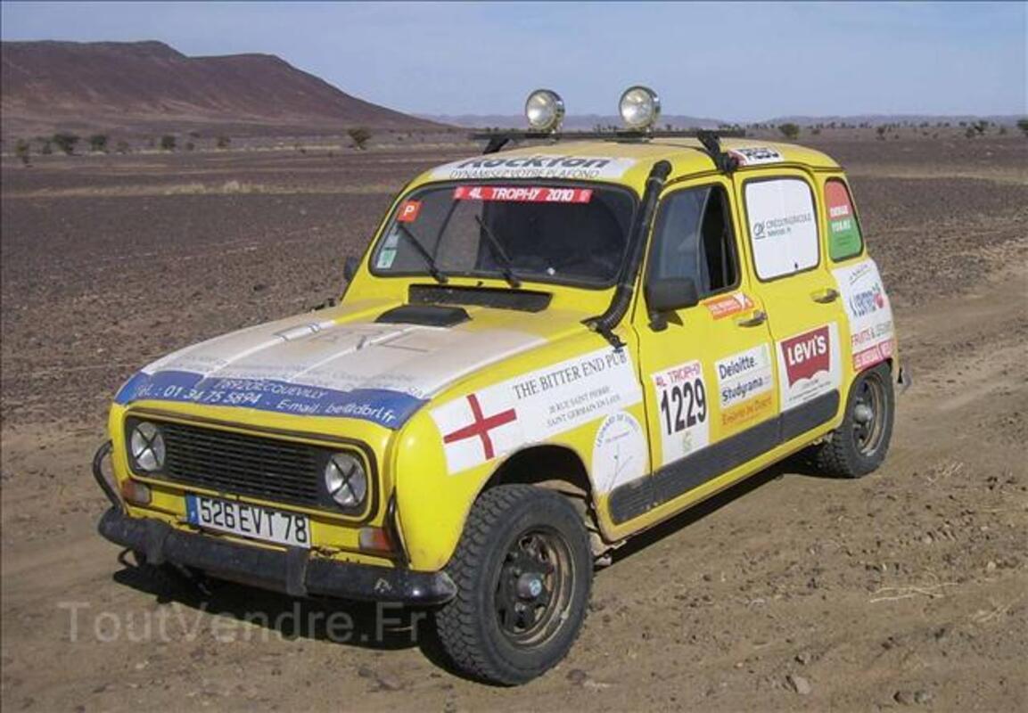 Vends Renault R4 GTL 16415014
