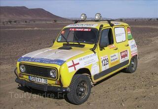 Vends Renault R4 GTL