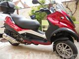 Vends Scooter PIAGGIO 400  cm3  LT  rouge