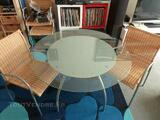 Vends Table & 4 chaises