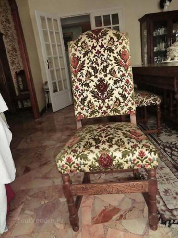 Vends Table de salle à manger et 6 chaises 93213952