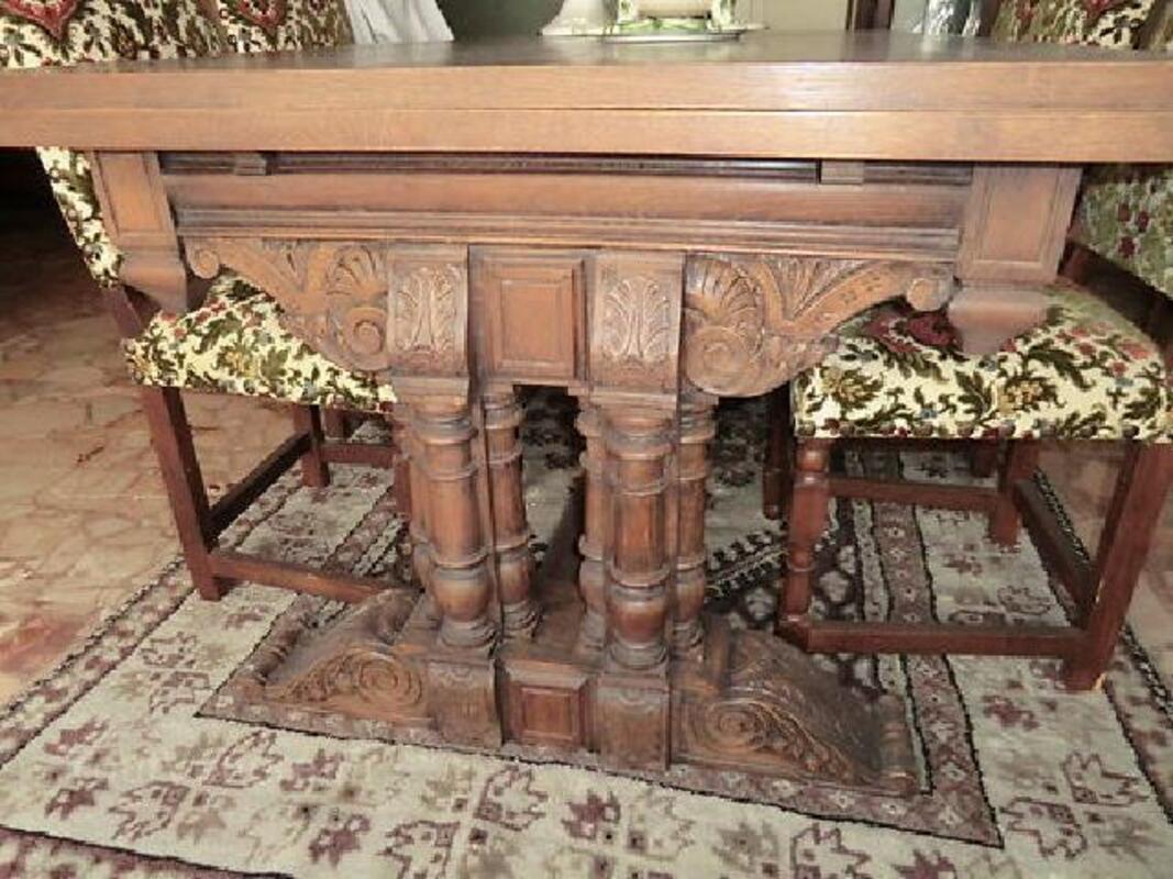 Vends Table de salle à manger et 6 chaises 93213953
