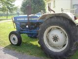 Vends Tracteur Ford 3000
