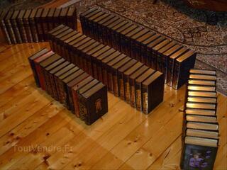 Vends Très belle collection de livres Jean de Bonnot