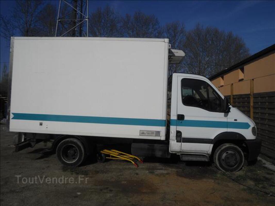 Vends vehicule frigorifique 4864742