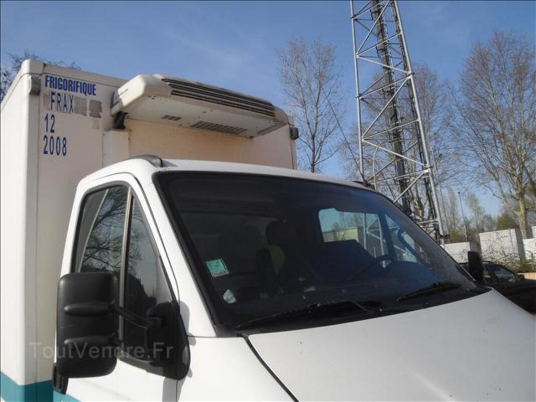 Vends vehicule frigorifique 4864743