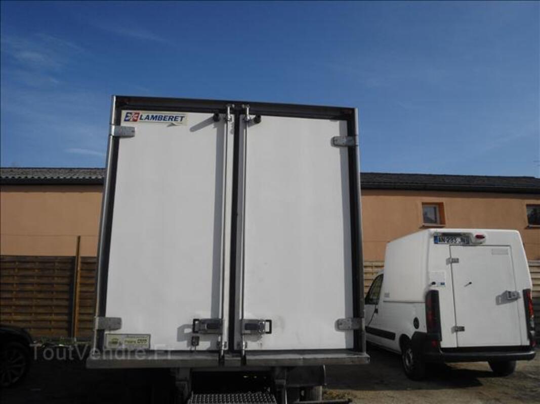 Vends vehicule frigorifique 4864744