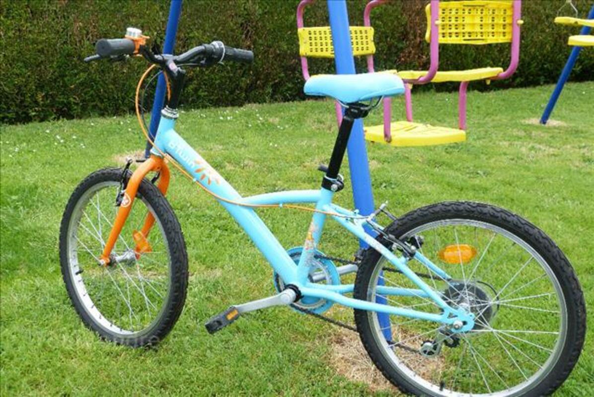 Vends vélo B Twin Décathlon 20 pouces 86765098