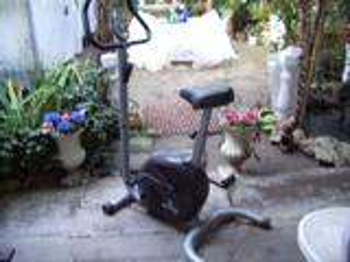 Vends vélo d'appartement