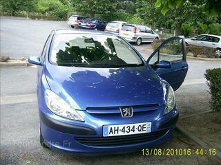 Vendu ou  Echange Peugeot 307 1.6l 110CV 3 portes