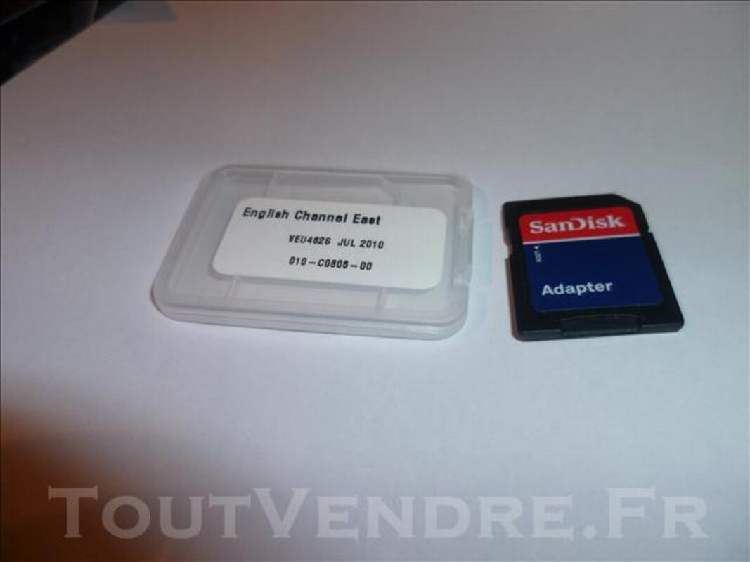 Vente carte marine pour gps 74194512