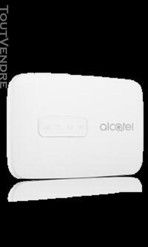 Vente d'un modem Alcatel Airbox 3G/4G MW40 635902941