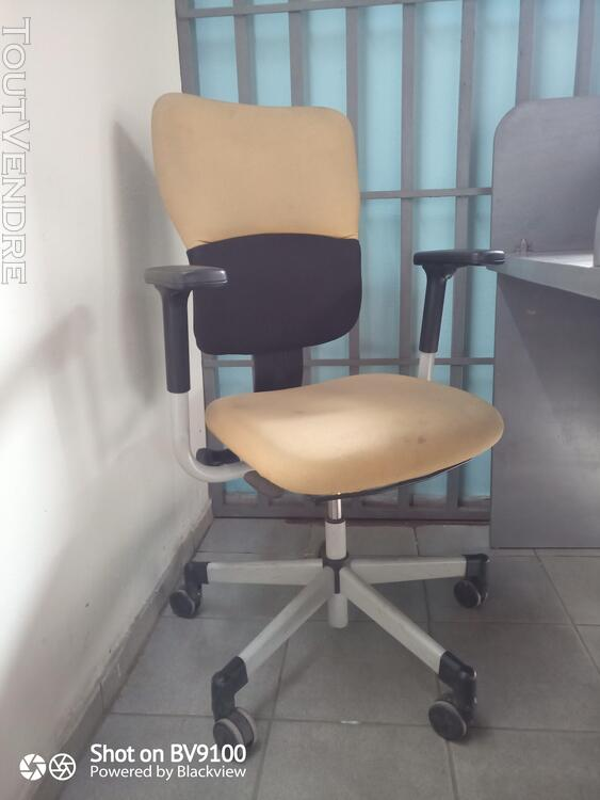 Vente d'une chaise de bureau sur douala 754620470