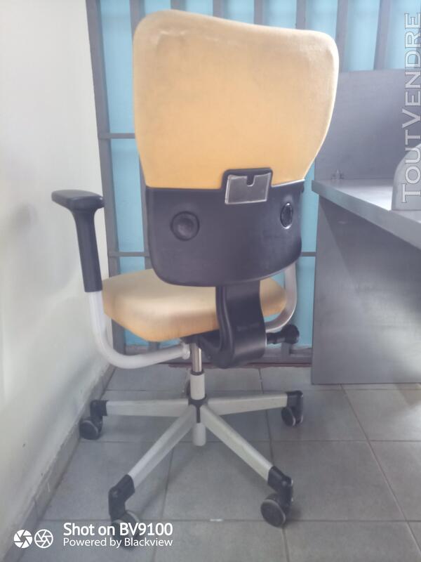 Vente d'une chaise de bureau sur douala 754620473