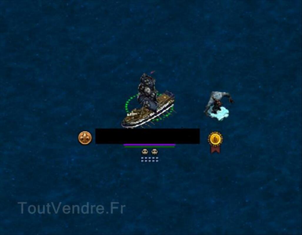 Vente de compte seafight fr2 (par paysefacard) 96952387
