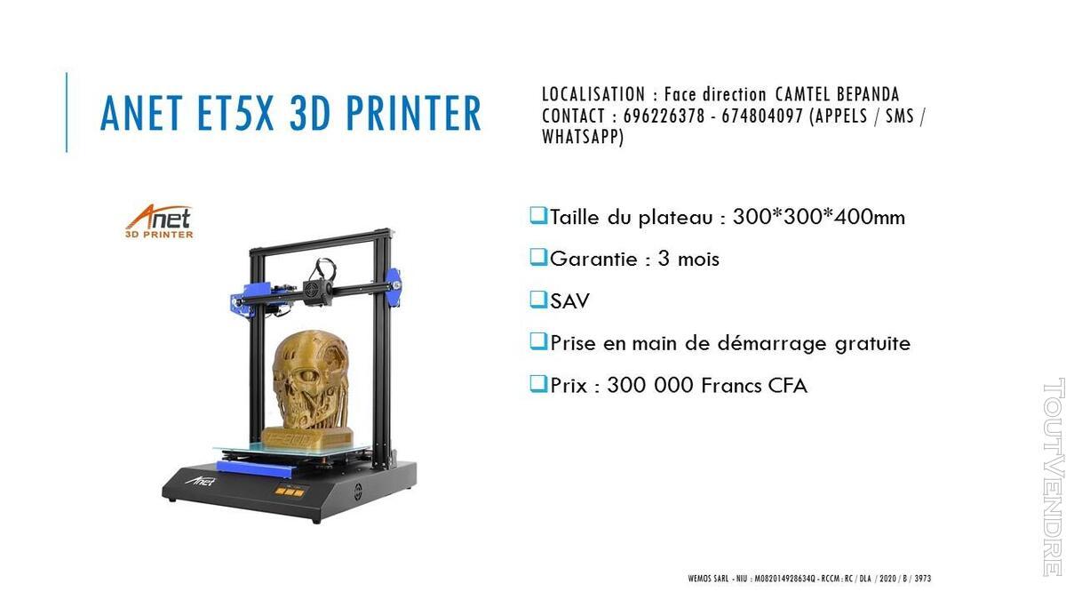 Vente des Scanners 3D sur douala 741349682