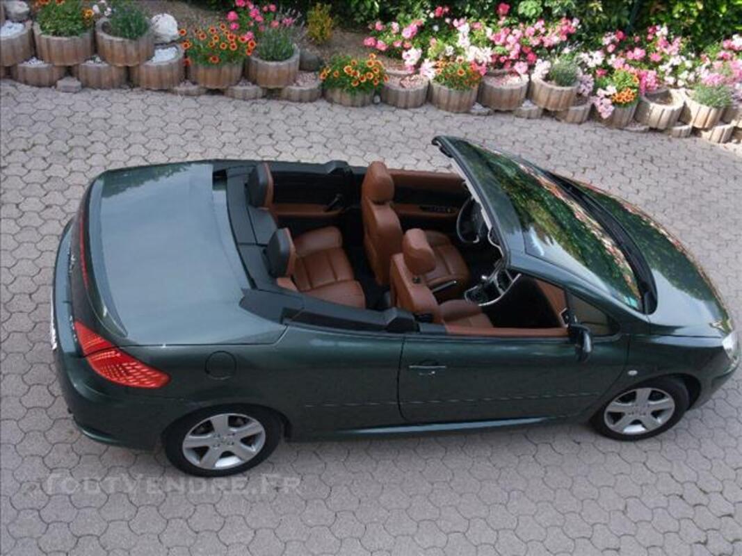 Vente Peugeot 307 CC 85962178