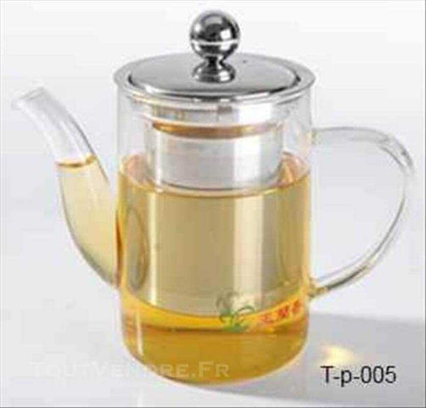 Verre anti-calorique teapot P-005 84750812