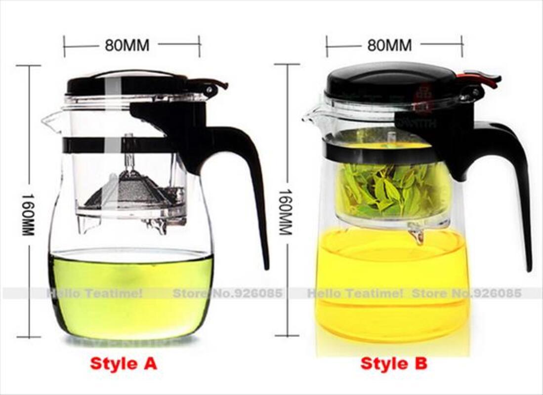 Verre anti-calorique teapot S-500 84761761