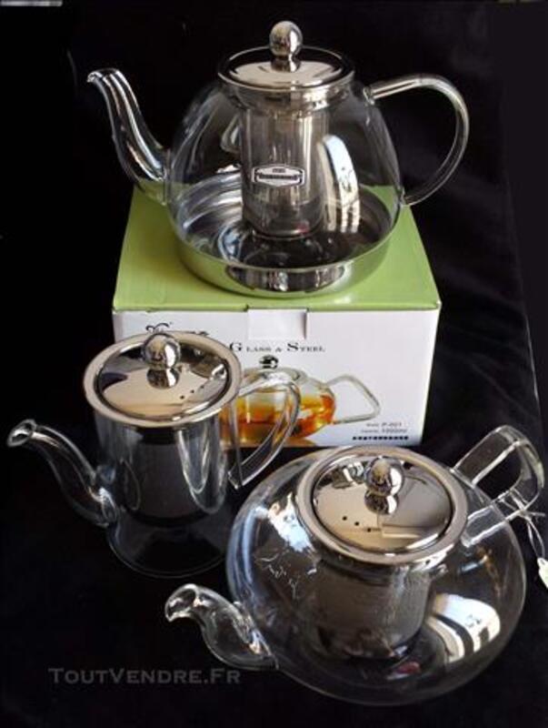 Verre +STEEL Cooker kettle  boc-01A 84757636