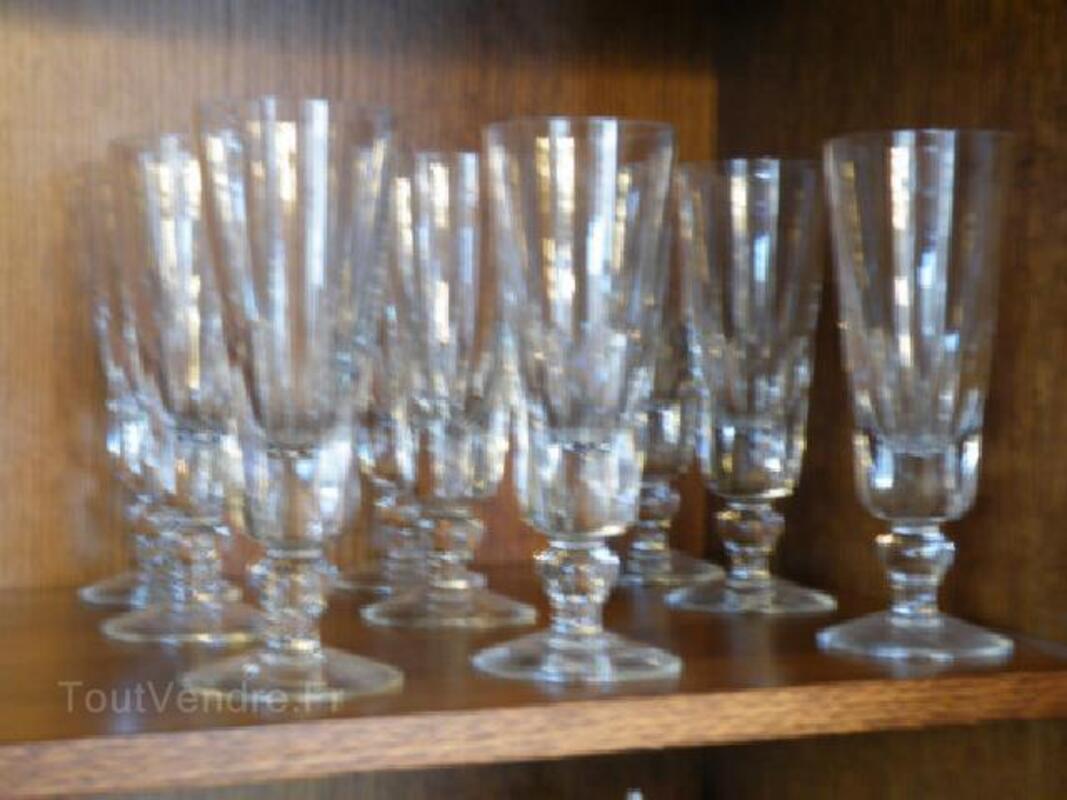 Verres Cristal Saint Louis modèle Jersey 90869750
