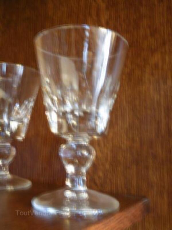 Verres Cristal Saint Louis modèle Jersey 90869751