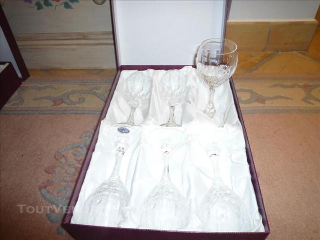 Verres en cristal de Lorraine 78227688