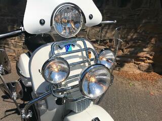 Vespa PX 125 2016 scooter
