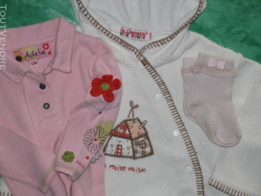 """Veste """"Lacompagnie des petits"""", Polo """"Adelie"""", 12 mois 599794946"""