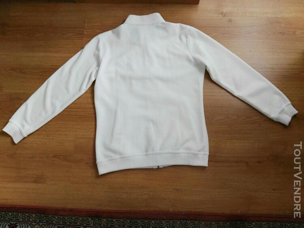 Veste lainage blanche 559260050