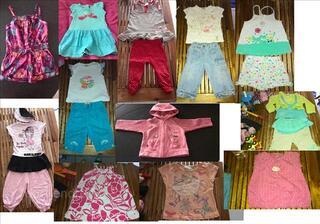 Vêtements 18 mois bébé fille