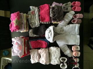 Vêtements bébé fille 1 mois