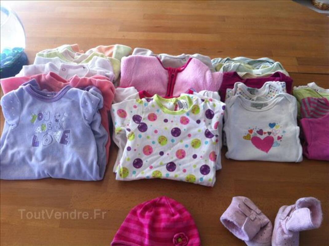 Vêtements bébé fille 3 6 9 mois hiver 97962759