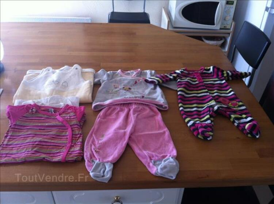 Vêtements bébé fille 3 6 9 mois hiver 97962761