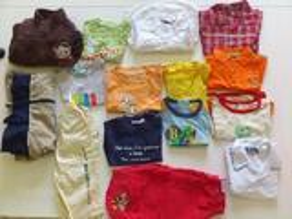 Vêtements bébé garçon 12 mois été petit prix
