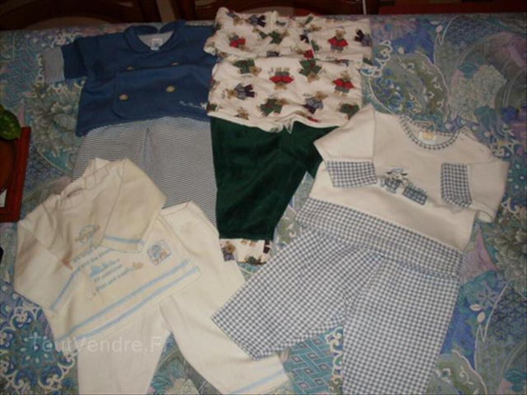 Vêtements bébé (lot) 87020275
