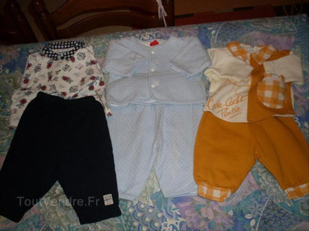 Vêtements bébé (lot) 87020276