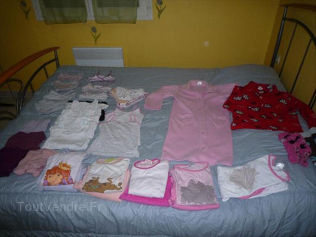 Vêtements de nuit fille 8 ans 89267268