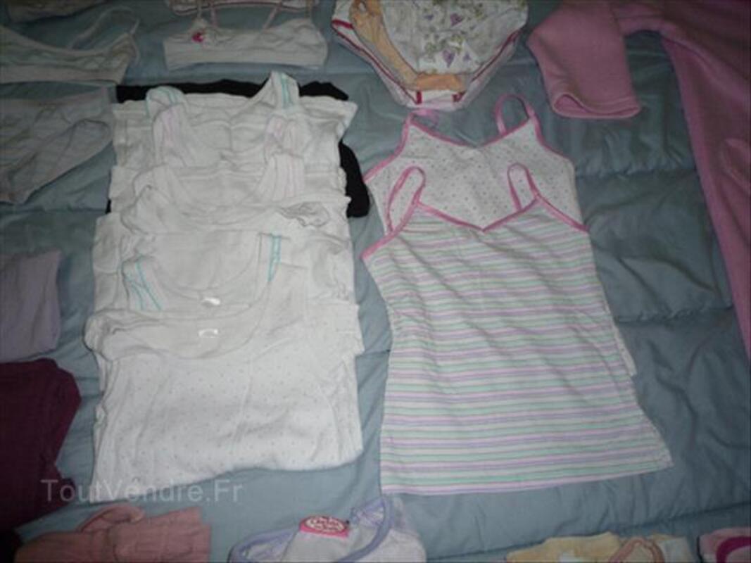Vêtements de nuit fille 8 ans 89267270
