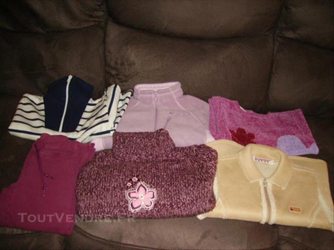 Vêtements Fille, Automne Hiver, 4 ans 84083882