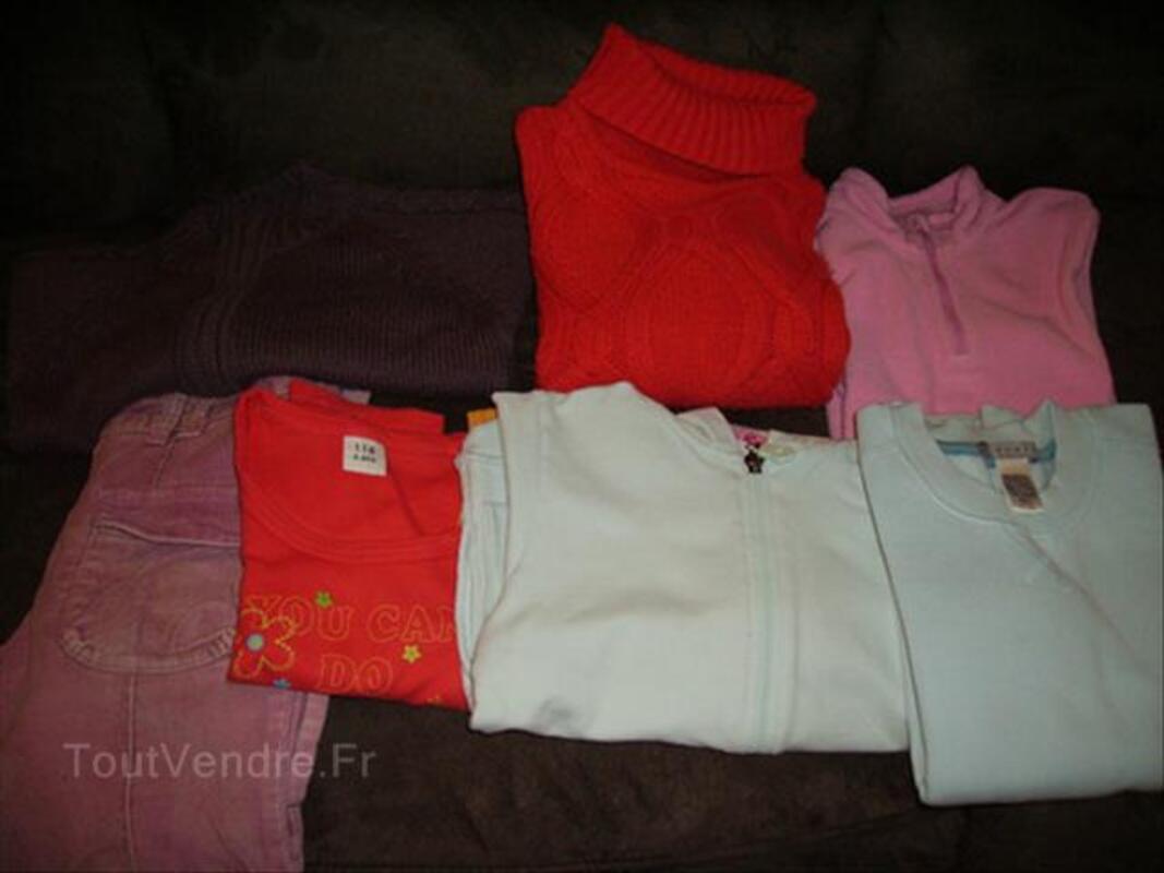 Vêtements Fille, Automne Hiver, 6 ans 55897372