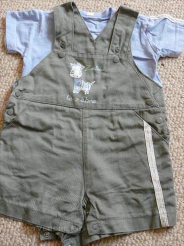 Vêtements garçon 3 mois - été 85809809